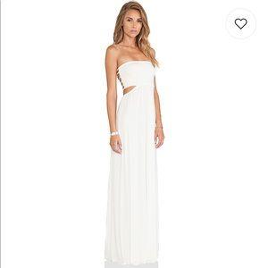 BRAND NEW! Tularosa Demi Strapless Maxi Dress